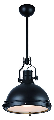Domed Metal Pendant Light Shade - 9
