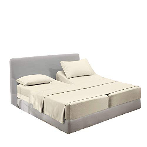 bed sheet extra large king - 5