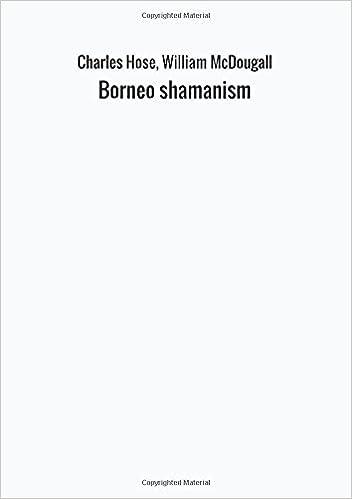Borneo shamanism
