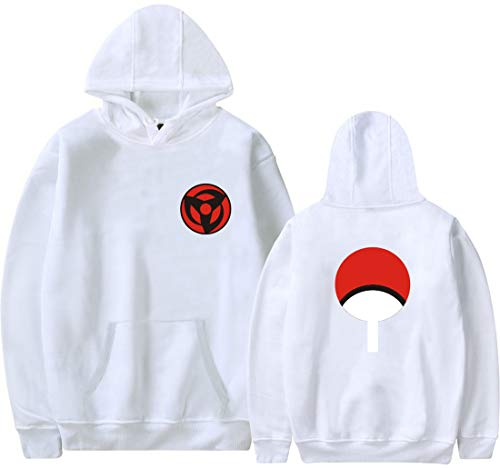 Bettydom Boys Fashion Hoodies Long Sleeve Autumn Outerwear Sweatshirt with The Japanese Anime Naruto