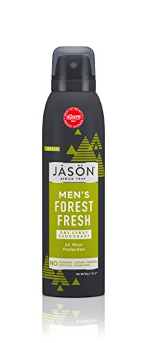 JASON Natural Products - Dry Men's Continuous Spray Deodoran