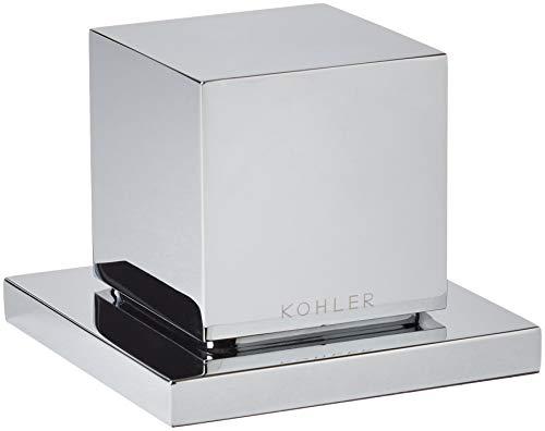 Kohler K-14677-CP Loure Bath- or Deck-Mount Diverter, Polished Chrome (Loure Bath)