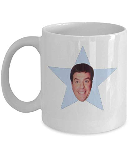 Scott Andy Bernard's Coffee Mug Star - The Office Coffee Mug, Funny, Cup, Tea, Gift For Christmas, Father's day, Xmas, Dad, Anniversary, Mother's day,