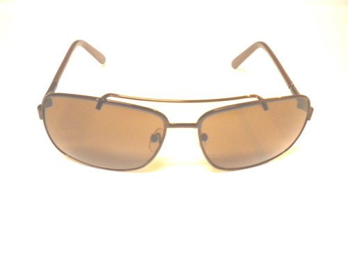 Aviator Brown Framed - Sunglasses Mem
