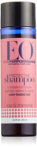 EO Products Rose & Chamomile Shampoo 8.4 Ounces