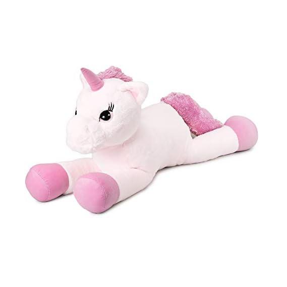 Webby Funny Unicorn Stuffed Animal Plush Toy, 70CM