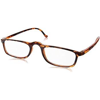 736fdad111 Amazon.com  Dr. Dean Edell Reading Eyewear Classic Series Plastic ...