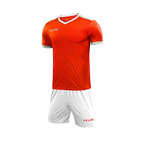 ヘア堤防レッスンケルメ(KELME) フットボールシャツ&パンツセット 3871001