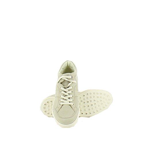 Tod's Zapatillas Mujer Cuero XXW0JL0D880BH8C609 Gris rwrIRF