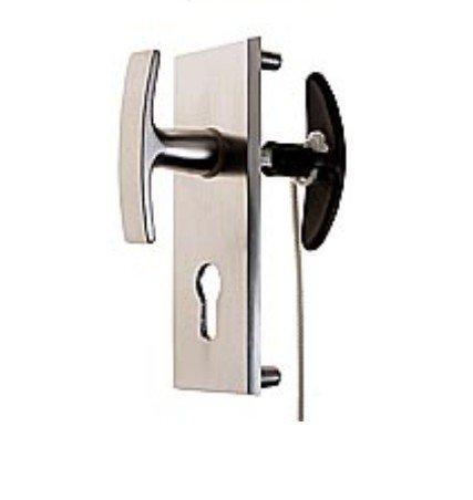 Nemef Garage Door Lock Set Garage Door Handle 3023 Gate Handle