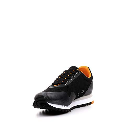 Blauer Uomo mes 9sdenver01 Sneakers Nero rnq4C8rw