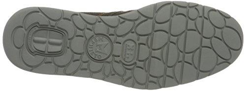 Mephisto Vincenzo Velsport 3652 Dark Grey, Sneaker Basse Uomo Grigio (Dark Grey Velsport 3652)