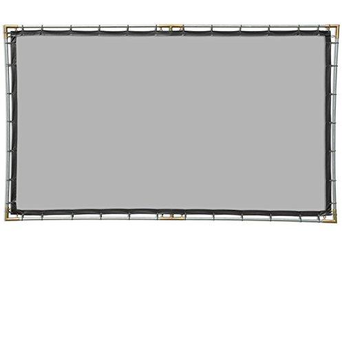 Carl's SilverScreen, Hanging DIY Projector Screen ...