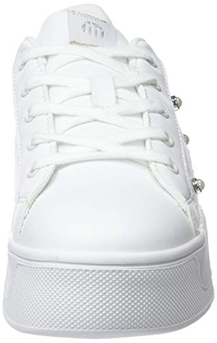 Low Action Pu 69391 C19667 Blanco da Sneakers White Mtng donna xWaqvInZZ