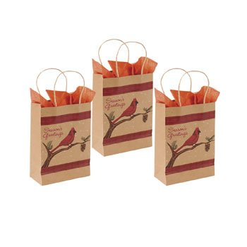 Amazon.com: Bolsas de Cardinal Craft – Party Favor & Goody ...