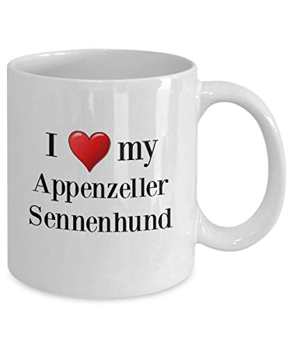 Appenzeller Sennenhund Mug - Dog Lover Coffee Tea Cup Gift 2