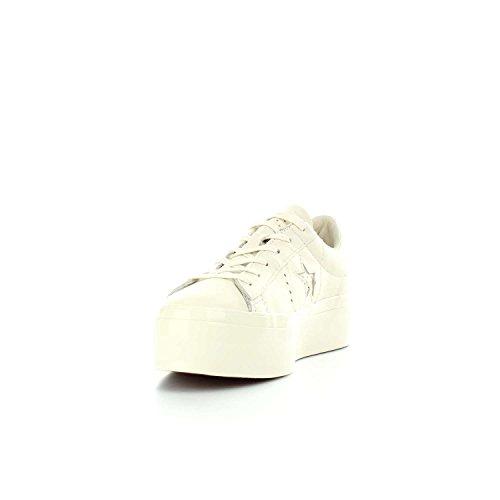 Egret Sneaker Damen Converse Star Egret C559899 Beige 559899 Egret One Platform Cream Egret nAqRqSpWw