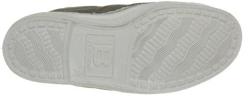 Bensimon Tennis Lacet - Zapatillas Unisex adulto Kaki 612