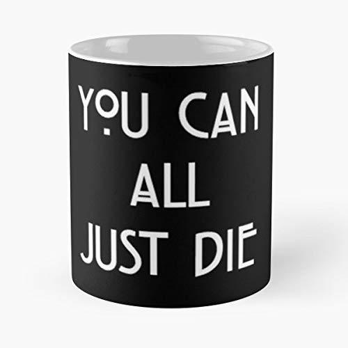 American Horror Story Font - 11 Oz Coffee