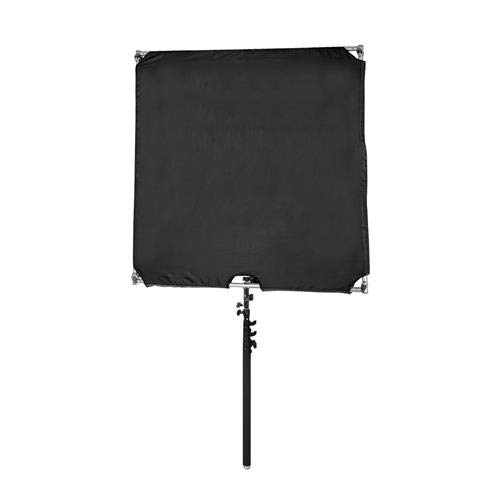 Glow Reflector Panel and Sun Scrim Kit with Boom Handle and Carry Bag (43.3 x 43.3)