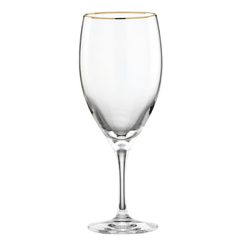 (Lenox Timeless Gold All Purpose Glass)