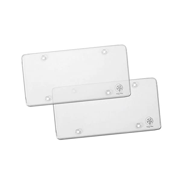 Clear-License-Plate-Cover