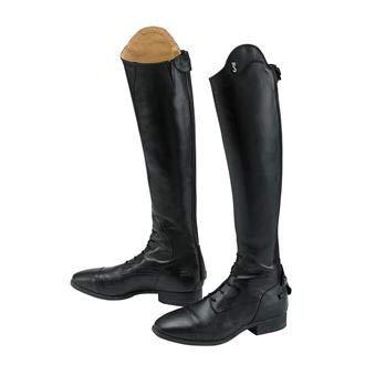Tredstep Ladies' Medici II Field Boots, 39 Regular-Tall, Black