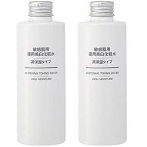 最近リピ買いしてるのが無印の化粧水。