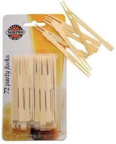Norpro Bamboo Forks