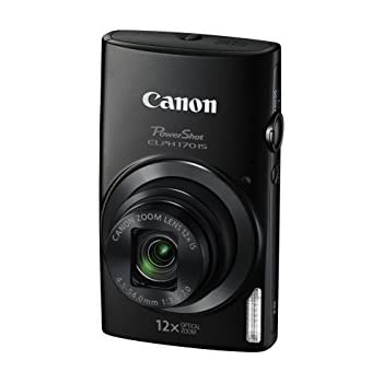 Canon PowerShot ELPH 170 IS (Black)
