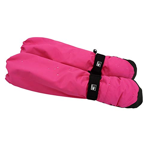 Snow Cuff - Kids Boy Girl Waterproof Ski Snow Mittens Winter Warm Cold Weather Gloves Long Cuff - KWM3PK