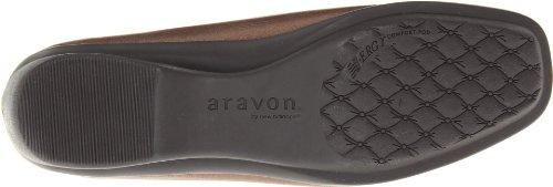 Aravon Women's Wendy, Bronze Smooth, 6 by Aravon (Image #3)