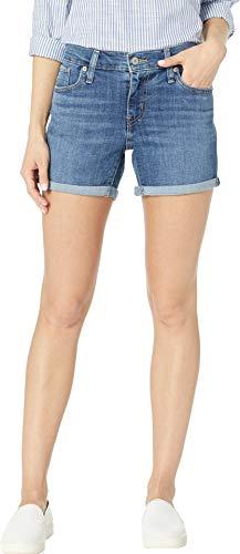 Levi's Women's Mid Length Shorts, Unbasic, 30 (US -