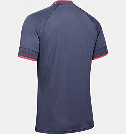 Under Armour Herren Challenger Iii Novelty Top T-Shirt mit kurzen /Ärmeln