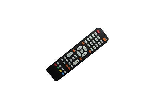 Remote Control for Sceptre X23 X19 X37SV-KOMODO E505BV-FMQK E505BV-FMQR LCD LED HDTV TV ()