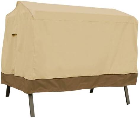 Classic Accessories Veranda Water-Resistant 88 Inch Canopy Swing Cover