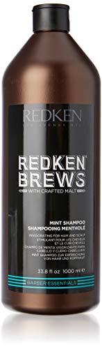 Redken Brews Mint Shampoo 33 79