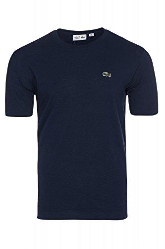 Corta Blu Lacoste 166 Manica T Shirt Navy Uomo Blue ExnXzIfwqC