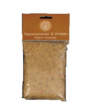 Incienso y mirra resina incienso 220 g/0.5lb bolsa: Amazon ...