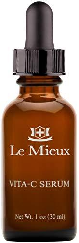 Le Mieux Vita-C Serum - Vitamin C & Glutathione Antioxidant Serum for Face (1 Ounce, 30 Milliliters) ()