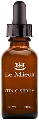 Le Mieux Vita-C Serum - Vitamin C & Glutathione Antioxidant Serum for Face (1 Ounce, 30 Milliliters)