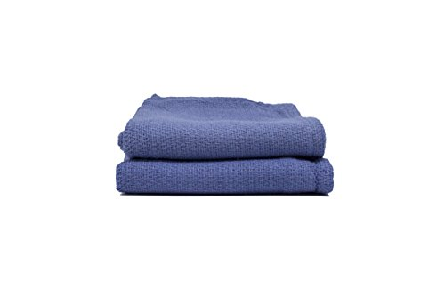 Dukal W6020-1 OR Towel, Non-Sterile, Pre-Treated, Blue (Pack of 400) by Dukal