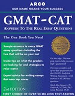 gmat essay samples
