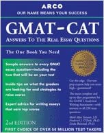 Gmat Answers to the Real Essay Questions Arco GMAT Answers to the Real Essay Questions