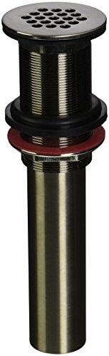 Pfister T47-7GLK Lavatory Grid Strainer, Brushed Nickel - Brushed Nickel Grid