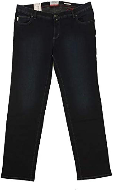 Pionier Comfort Flexx dżinsy ciemnoniebieskie: Odzież