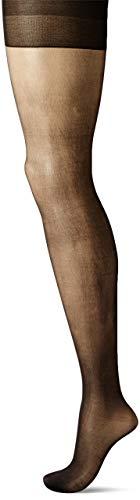 Hanes Silk Reflections Women's Plus Size Hanes Curves Silky Sheer Legwear, black, - Silky Silk Reflections Sheer