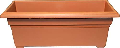 Novelty 331313 Countryside Patio Planter Box, Terra, 27 Inch