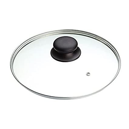 Replacement Vented Lid 28cm Pots & Pans 40cm Tempered Glass Saucepan Lid
