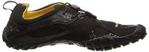 Vibram Running Grey Trail Black MR Women's Shoe Spyridon 6y16BS8aT